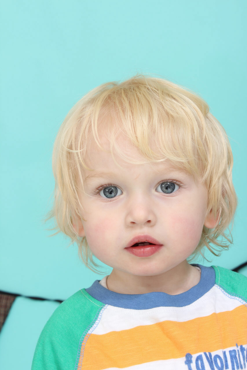 Joseph Gowland - Independent winner of our cutest kids competition 2015
