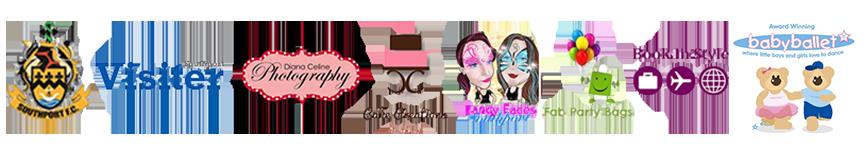 portrait logos